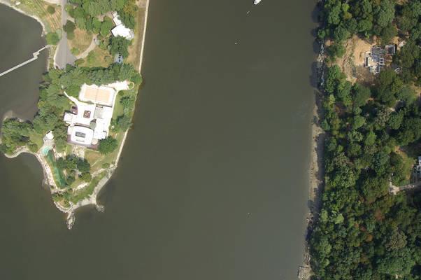 Saugatuck River Inlet