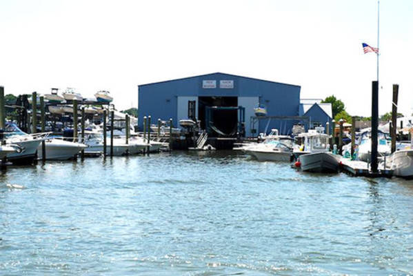 Rex Marine Center
