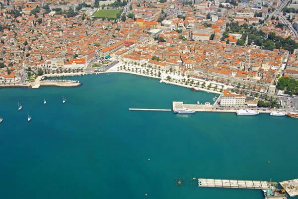 Split Riva Marina
