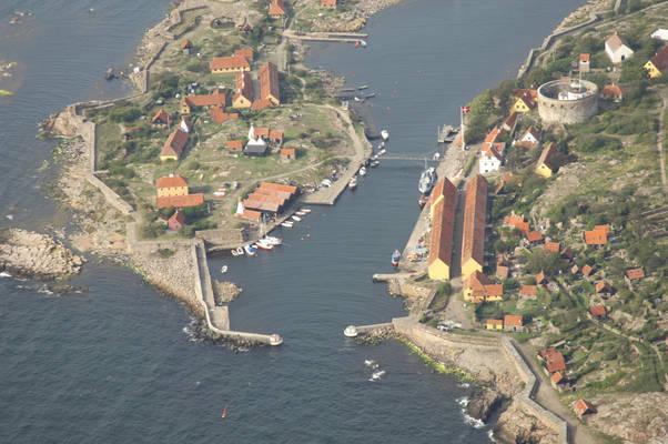 Christiansoe Harbour