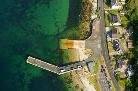 Lochranza Pier & Ferry