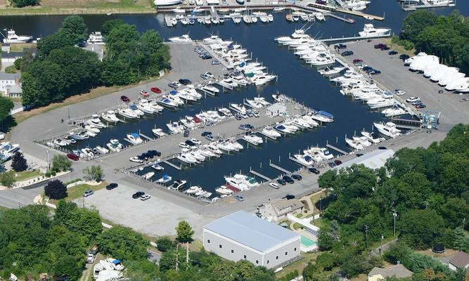 Safe Harbor | Ferry Point Marina