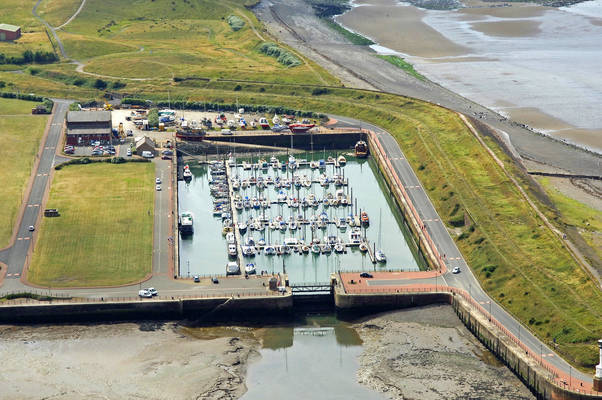 Maryport Harbour and Marina