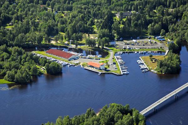 Oulu Pollisaari Marina