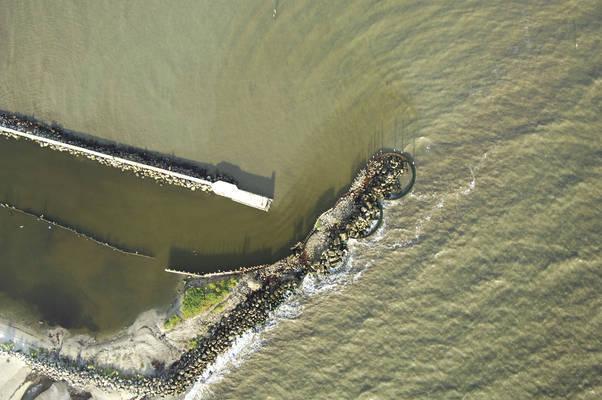 Kramnitse Havn Inlet