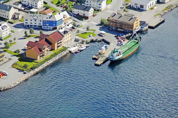 Kristiansund Grunden Harbour