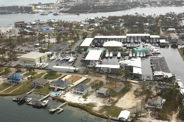 Orange Beach Marina