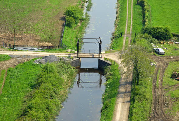 Royal Canal Drawbridge