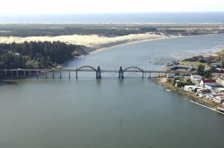 Siuslaw River  Bascule Bridge