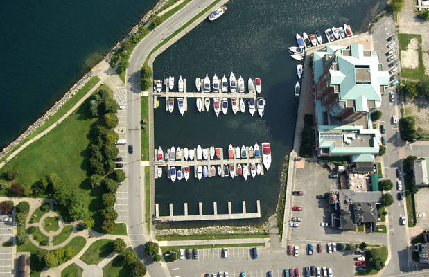 Brockville Municipal Harbour