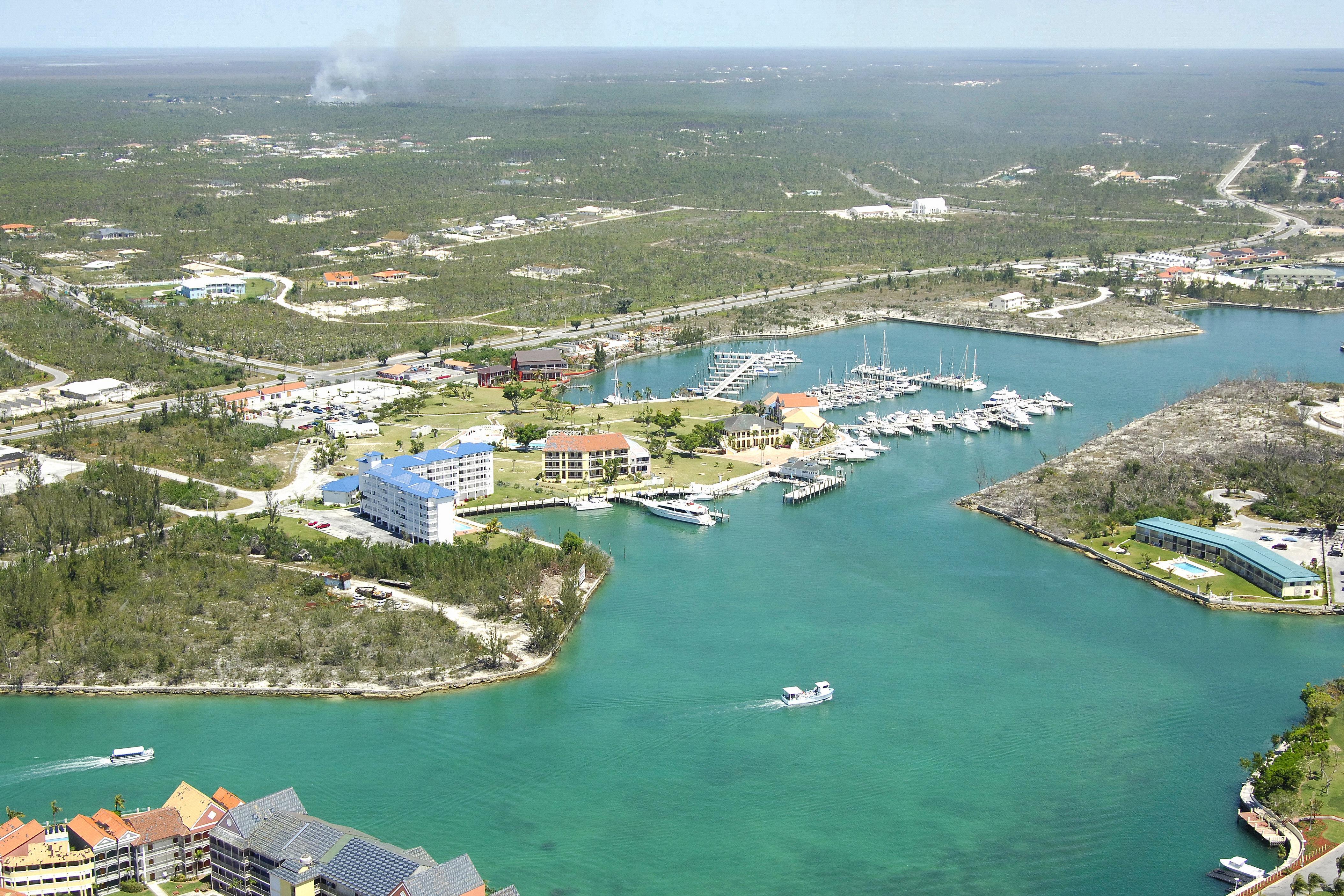 Grand Bahama Island Marinas