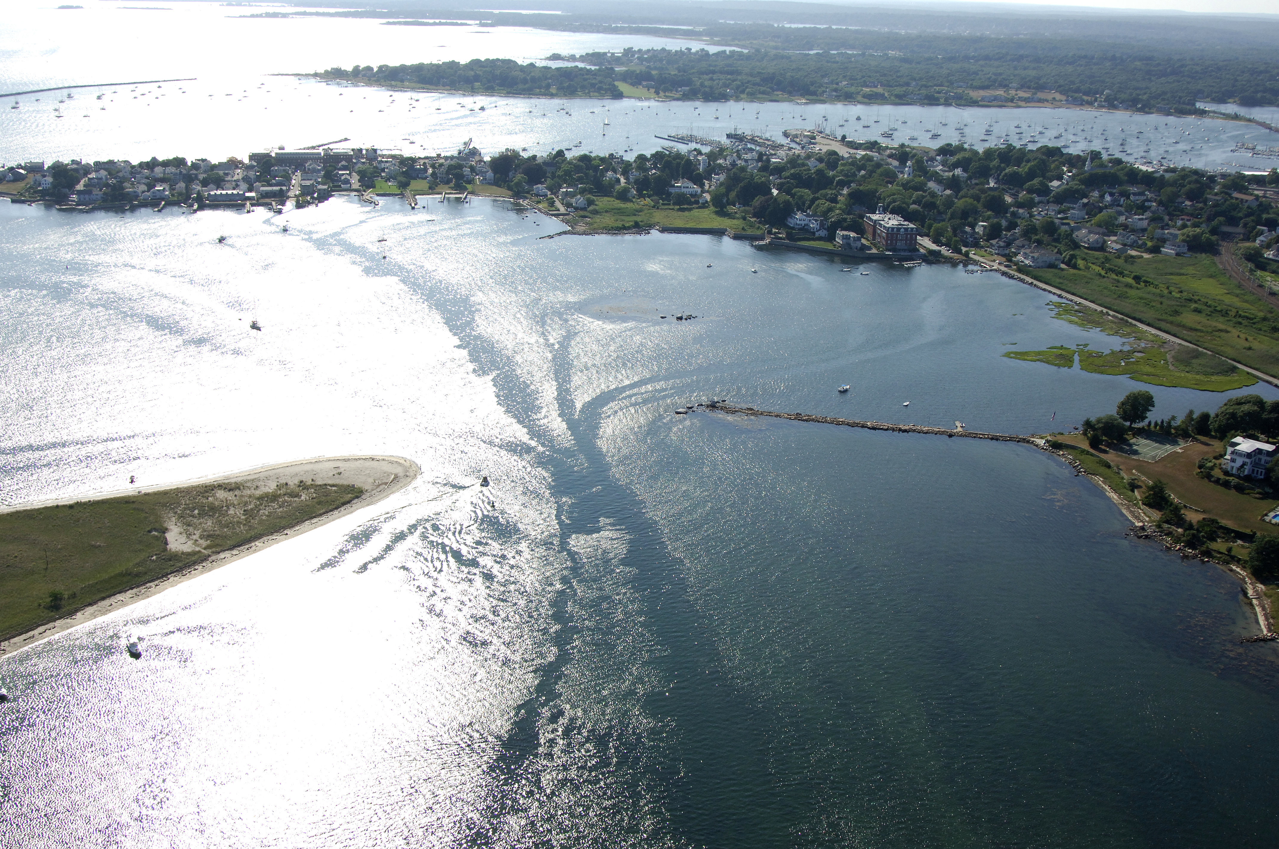 Little narragansett bay inlet in stonington ct united states little narragansett bay inlet nvjuhfo Image collections