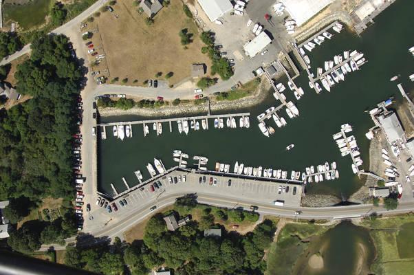 Barnstable Town Dock