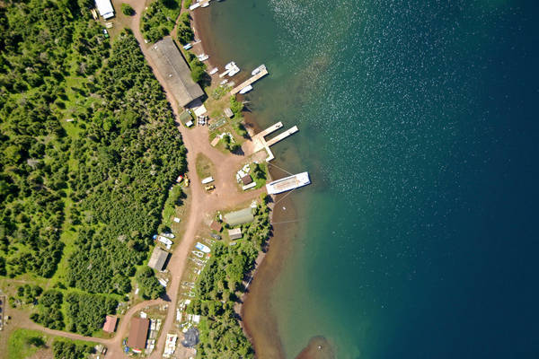 Mott Island Ferry Dock