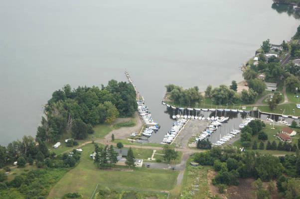 Pultneyville Harbor Inlet