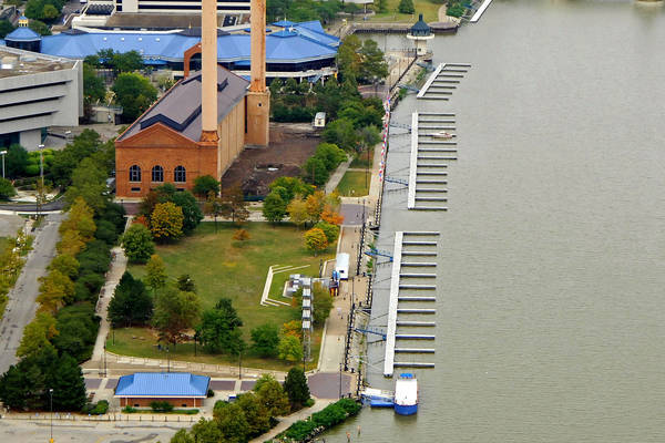 Promenade Park Portside Docks