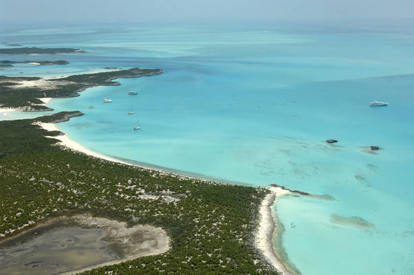 Hawksbill Cay Anchorage