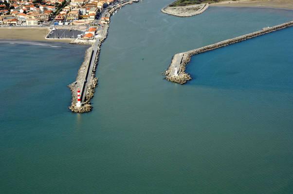 Port La Nouvelle Inlet