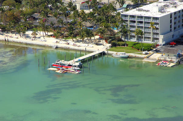Amara Cay Resort Dock