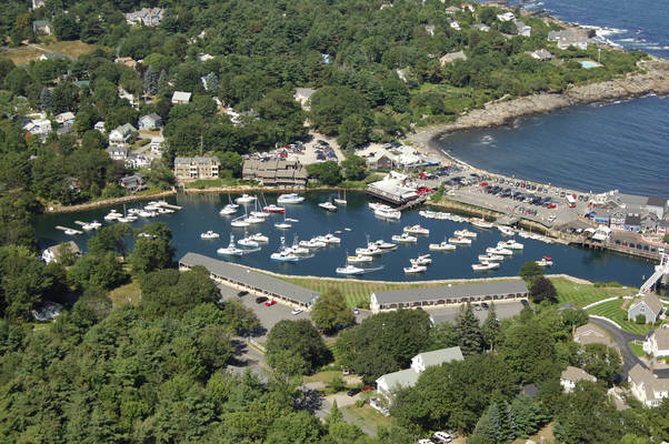 Perkins Cove Harbor