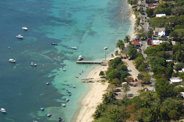 Esperanza Town Dock