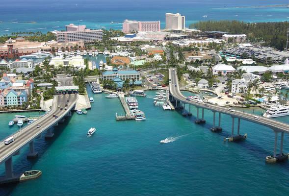 Paradise Island Charter Dock