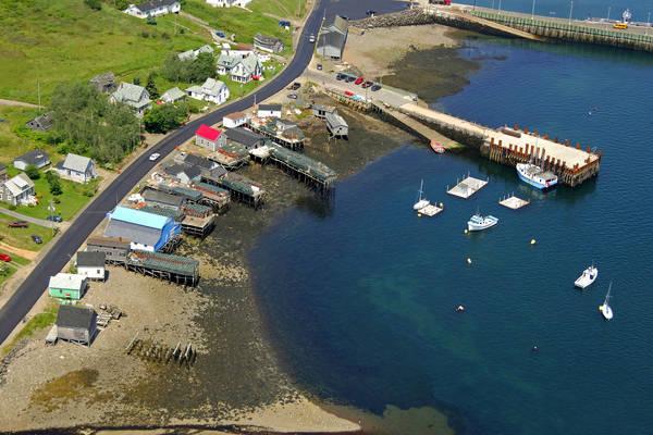 Tiverton Fisherman's Wharf Harbour