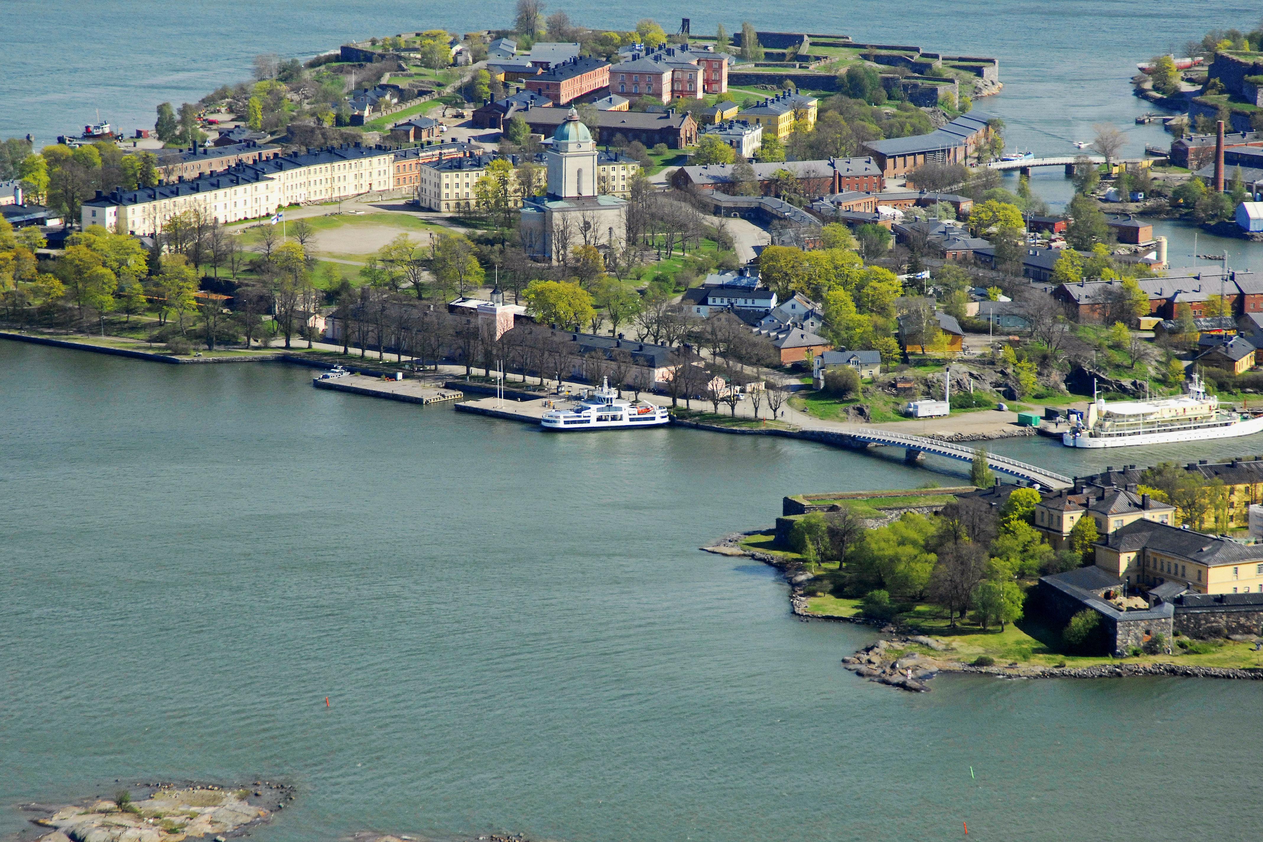Ferry Suomenlinna