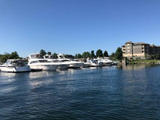 Clayton Harbor Municipal Marina