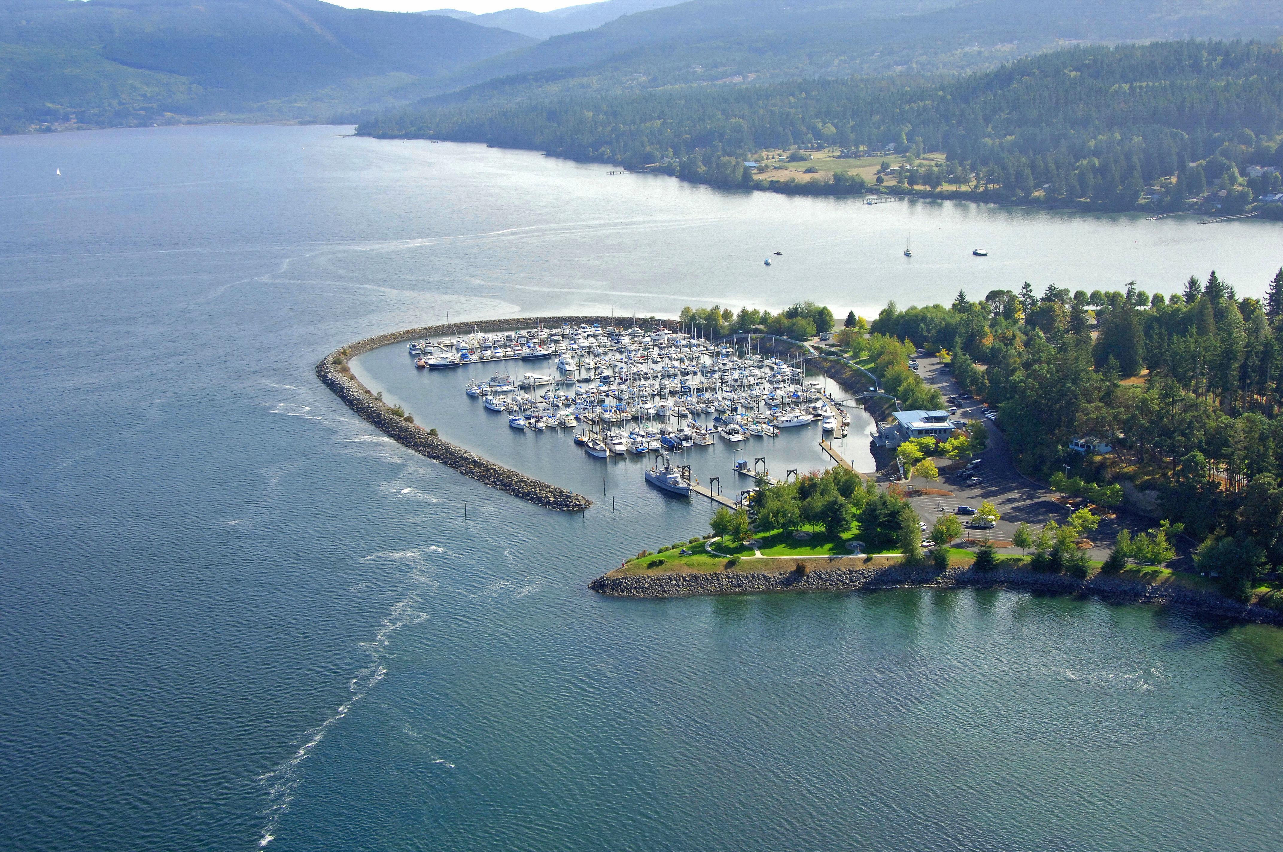 Sequim Bay Yacht Club In Sequim Wa United States