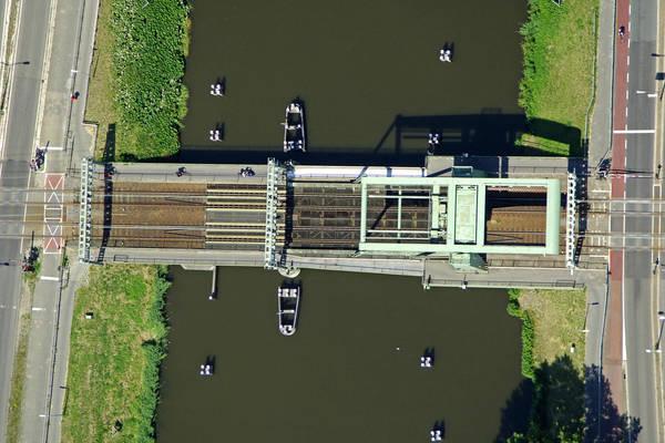 Spoorbrug Bridge 1