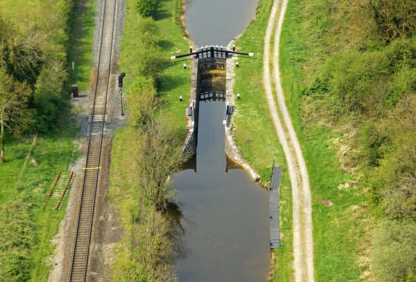 Royal Canal Lock 23