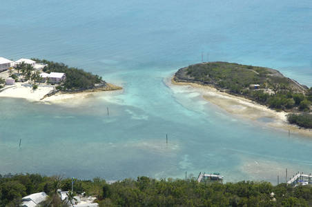 Man-O-War Cay Harbour South Inlet