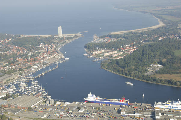 Travemünde Harbour