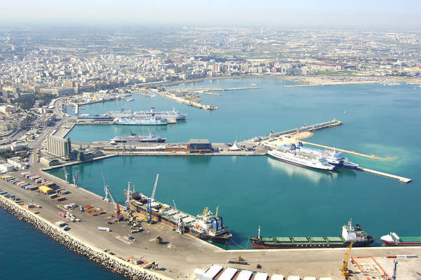 Bari Ferry Terminal (new port)