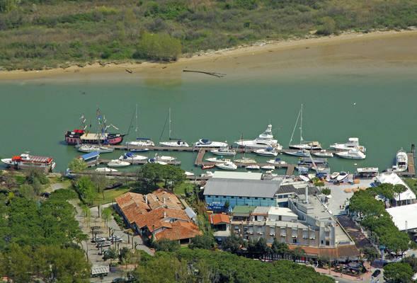 Cortellazzo Nautica Boat Service Marina