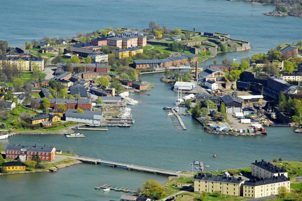 Suomenlinna Harbour