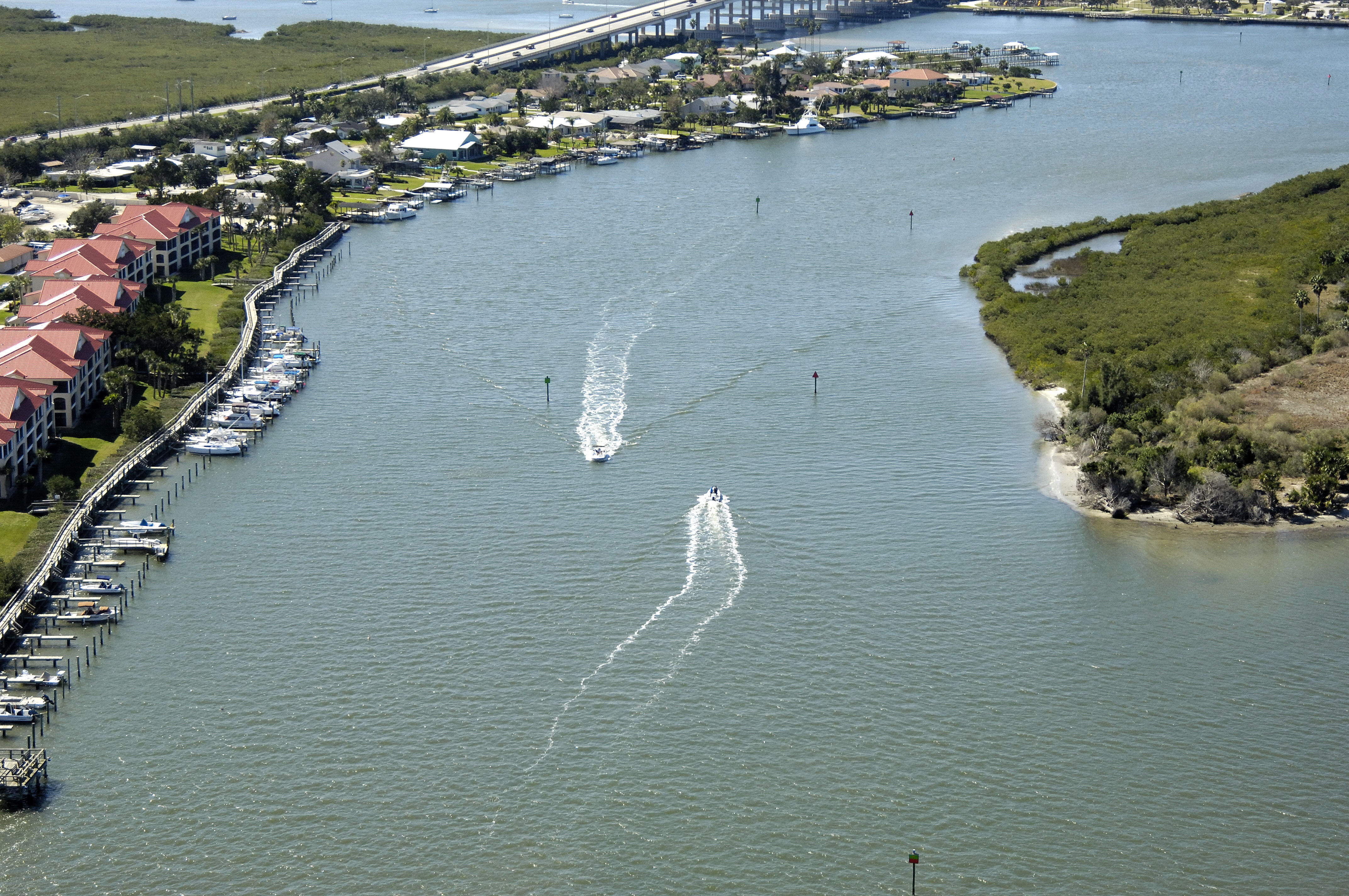 Sheephead cut inlet in new smyrna beach fl united states inlet sheephead cut inlet nvjuhfo Gallery