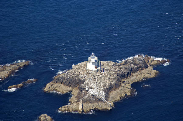 Tevennec Lighthouse