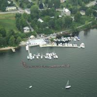 Westport Marina on Lake Champlain