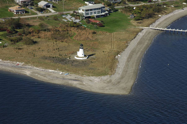 Prudence Island Light (Sandy Point Light)