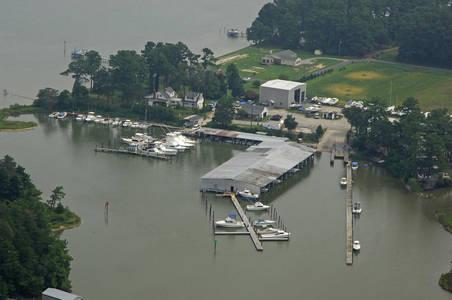 Smith Point Marina