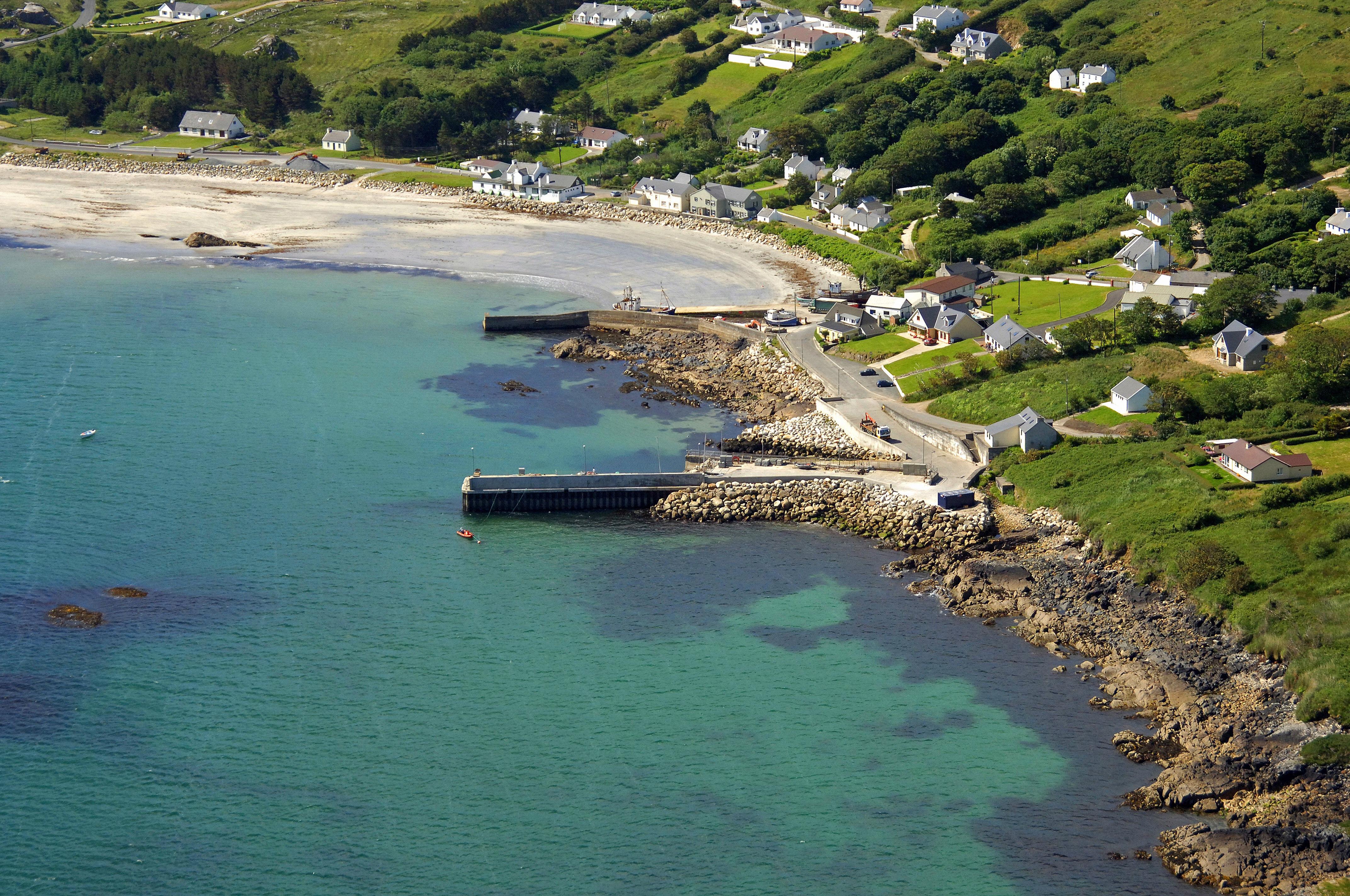 Leabgarrow Pier Arranmore Ferry In Leabgarrow Arranmore Island County Donegal Ireland Ferry Reviews Phone Number Marinas Com