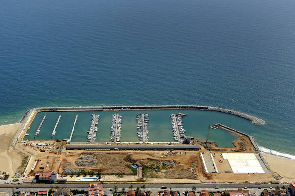 Premia De Mar Marina