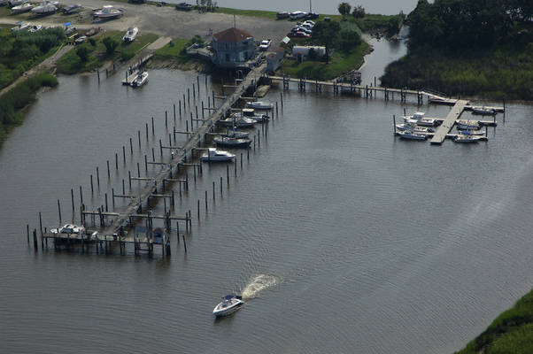Belle Isle Marina and Yacht Club