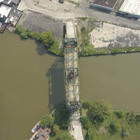 Cleveland RailRoad Lift Bridge 2