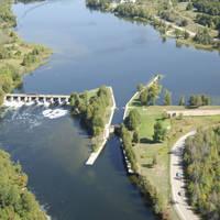 Trent River Lock 23