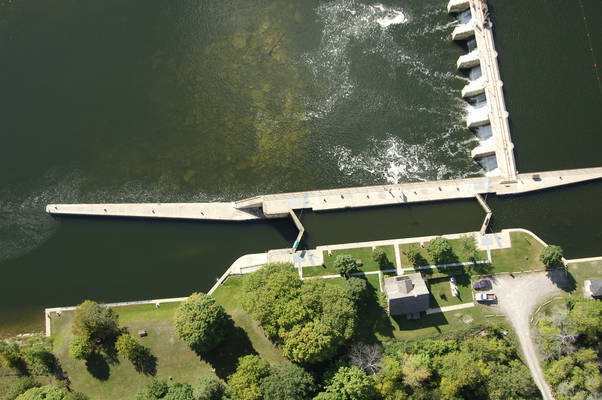 Trent River Lock 4