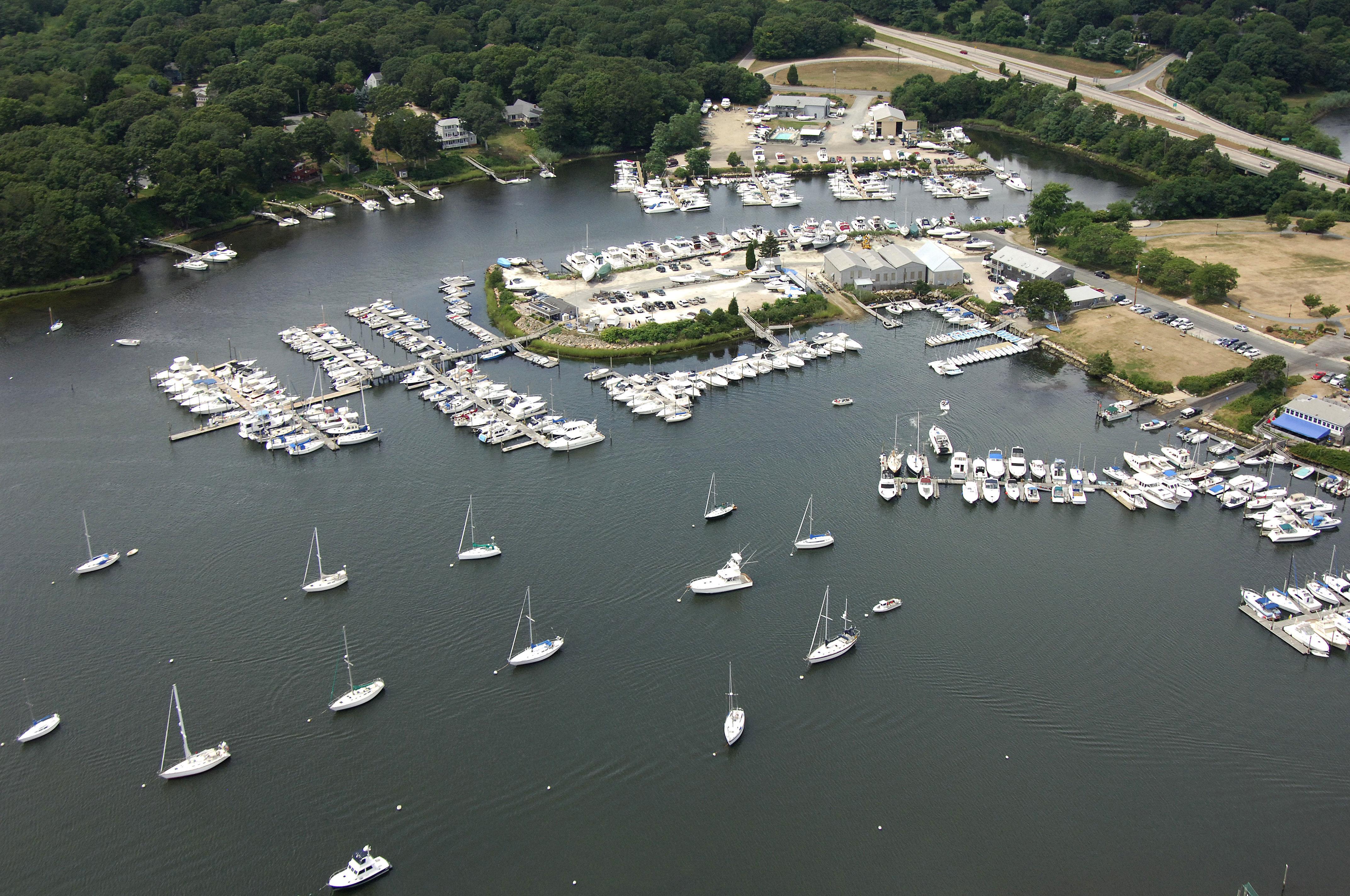 Ram Point Marina Wakefield Rhode Island
