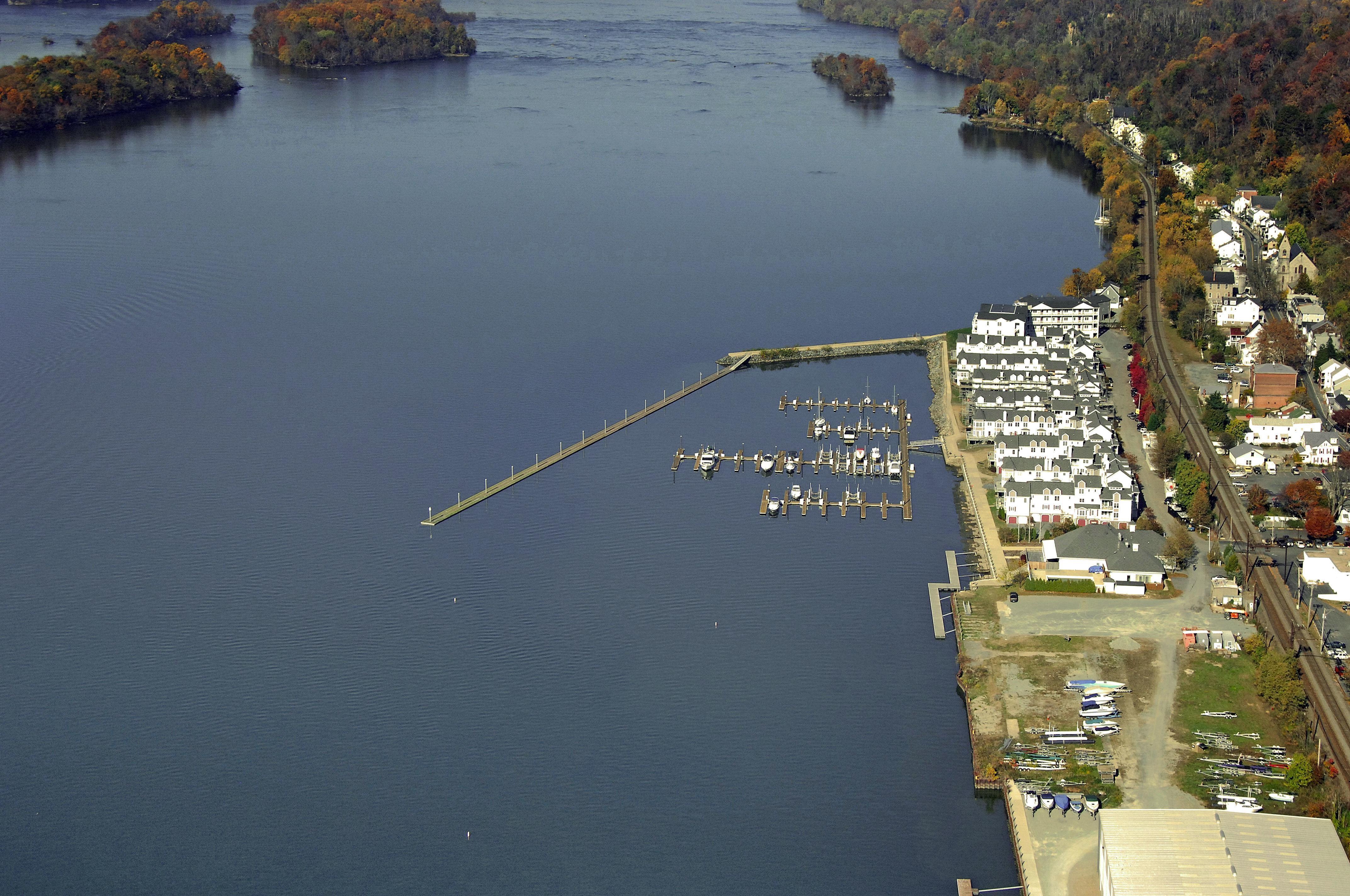 Tomes Landing Marina in Port Deposit, MD, United States